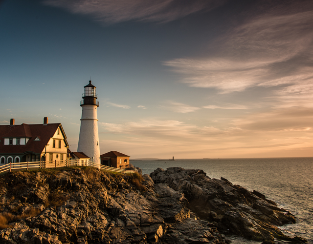 Photographing landscapes on a road trip from New York to Salem Massachusetts and acadia national park in maine_05