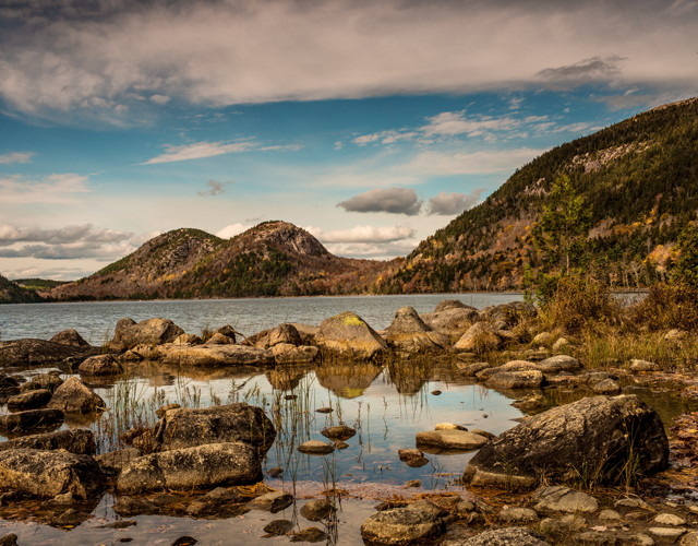 Photographing landscapes on a road trip from New York to Salem Massachusetts and acadia national park in maine_06