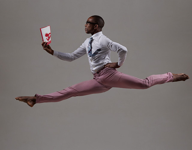 Fashion portrait session with dancer Reginald Webber Jr in brooklyn photo studio with greg j konop photography_01